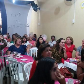 CHÁ DE MULHERES