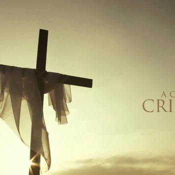A cruz do Cristo